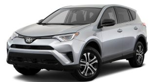 INTERMEDIATE SUV RAV4