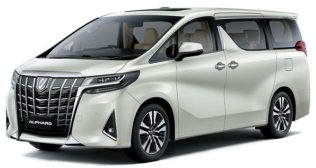 LUXURY MPV VELLFIRE