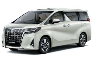 LUXURY MPV VELLFARE